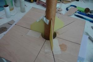Guide ailettes